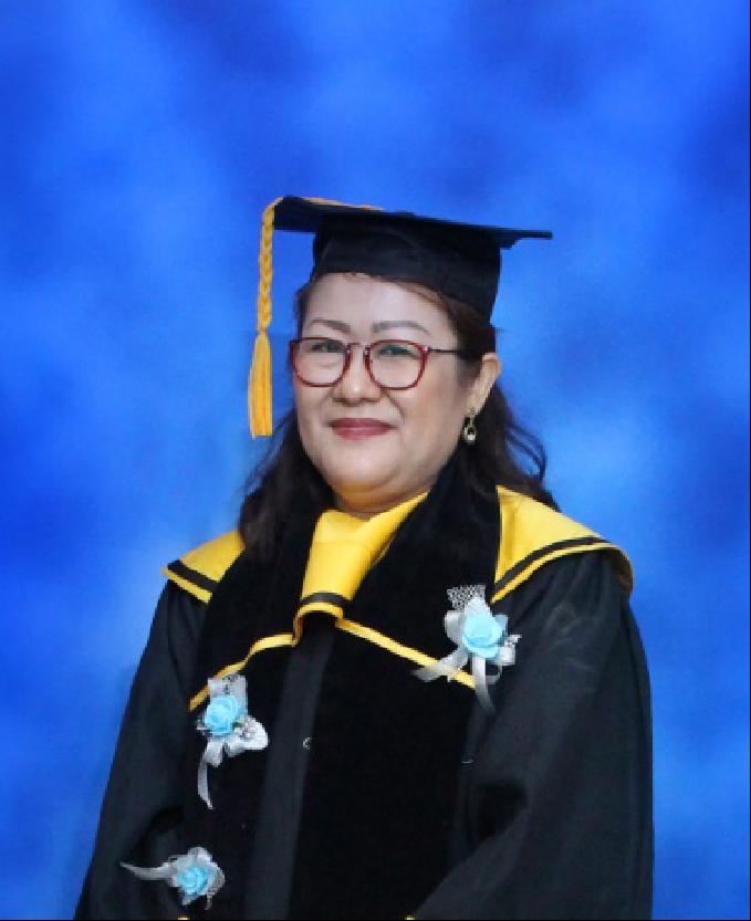 Donna Veronica Saragih, S.E,M.Si